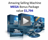 Amazing Selling Machine Bonus