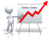 The Beginning of the Online Sales Revolution?