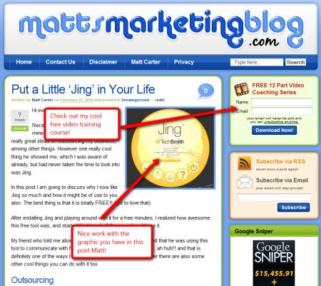 easy video marketing